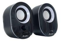 achat Haut-parleurs Autres marque - EQUIP LIFE HAUT-PARLEURS 2.0 USB C/ REMOTE BLACK/GREY 245333