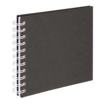 Comprar Archivos Fotografía - Hama  Fine Art  Spiral Negro 18,5x15 30 Blanco Pages 2719 2719