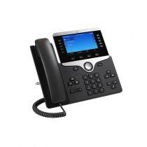 Comprar Telefonos IP - Telefono VoIP Cisco IP Phone 8861 IEEE 802.11a/b/g/n/ac (Wi-Fi) - SIP, CP-8861-K9=