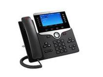 Comprar Telefonos IP - Telefono VoIP Cisco IP Phone 8851 SIP, RTCP, RTP, SRTP, SDP - 5 linhas CP-8851-K9=