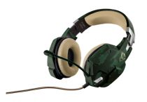 Comprar Auriculares Gaming - Trust GXT 322C Auriculares Gaming - Green camouflage 20865