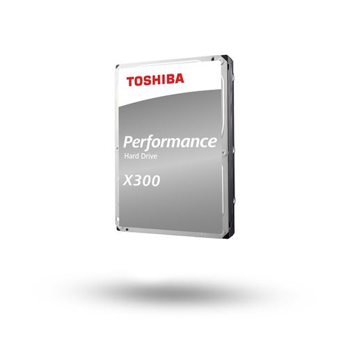 Toshiba Disco Interno Toshiba 3.5´´ 12TB PERFORMANCE X300 7200RPM 256M