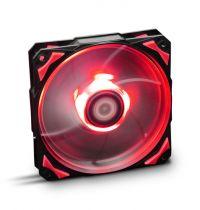 Comprar Cooling - Nox Nox Hummer H-Fan 120 LED Red NXHUMMERF120LR