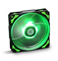 Comprar Cooling - Nox Nox Hummer H-Fan 120 LED Green NXHUMMERF120LG