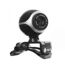 Comprar Webcam - NGS Webcam 300K USB 2.0 micro Negro XPRESSCAM300