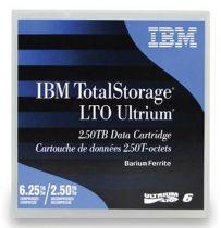 Comprar Backup / NAS - IBM DC IBM Ultrium LTO-6 (BaFe) etiquetado 2,5TB/6,25TB  (00V7590ET) 00V7590L