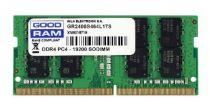 achat Mémoire portables - Goodram 4Go 2666MHz CL19 SR SODIMM  GR2666S464L19S/4G