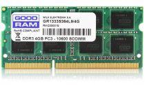 Comprar Memoria RAM Ordenador Sobremesa - Memoria Goodram 4GB 1600MHz CL11 SR SODIMM GR1600S364L11S/4G