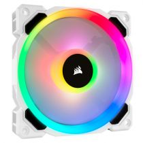 achat Cooling - Corsair LL Series, LL120 RGo Blanc, 120MM Dual Light LOOP RGo LED PWM  CO-9050091-WW