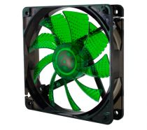 Comprar Cooling - Nox Nox Coolfan 120mm LED Green