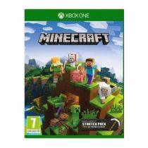achat Jeux Vidéo PC - Microsoft Xbox One Minecraft Blu-Ray Starter Collection 44Z-00121