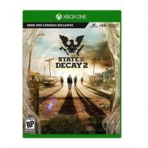 achat Jeux Vidéo PC - Microsoft Xbox One State of Decay 2 - Standard Edition 5DR-00018