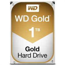 achat Disque dur interne - Western Digital HDD Gold  Enterprise 1To 128mb cache SATA 6 Gb/seg WD1005FBYZ