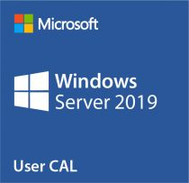 Comprar Software Servidores - Microsoft OEM Windows Server CAL 2019 Portuguese 1pk DSP OEI 5 Clt Dev R18-05837
