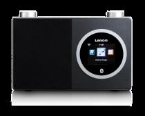 Comprar Radios para Internet - Radio para Internet Lenco DIR-70BK black DIR-70BK