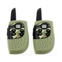 Comprar Walkie Talkies varias marcas - Walkie Talkies Cobra HM 230 Walkie Talkie Army  (green) HM230 G