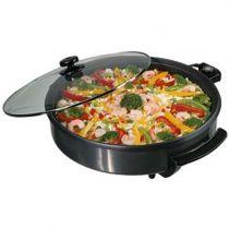 buy Pots and Pans - Panela Clatronic PP2914 party pan Black | 1.400W | Assar, estufar, coz