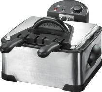 achat Friteuse - Fritadeira Clatronic FR3195 inox/preto, | 2.000W | óleo | max. 190 °C  273531