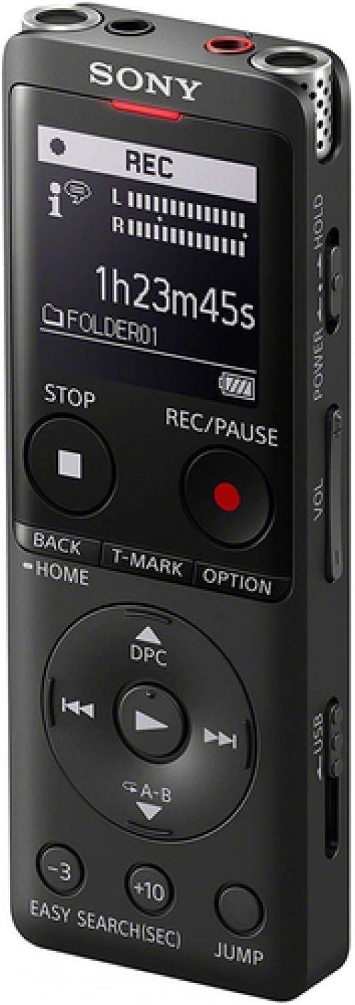 Grabadora digital Sony ICD-UX570B black
