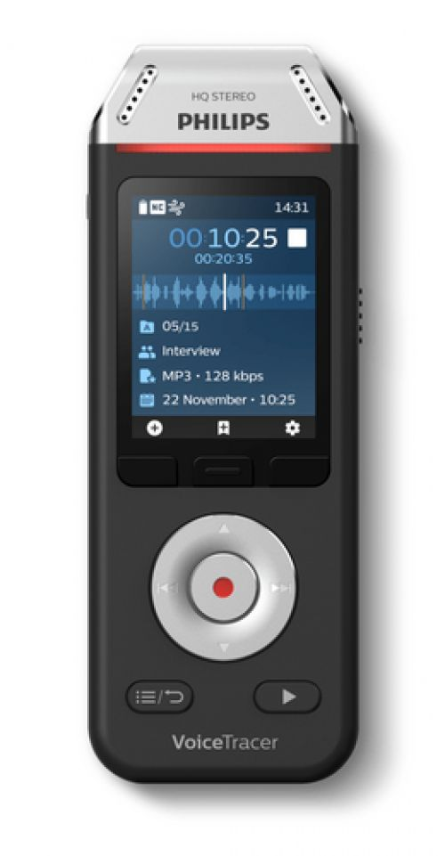 Grabadora digital Philips DVT 2110