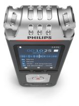 Grabadora digital Philips DVT 6110