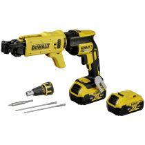 Comprar Atornilladores a batería - DeWalt DCF620P2K-QW cordless magazine screwdriver DCF620P2K-QW
