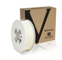 achat Accessoires Imprimante 3D - Verbatim 3D Imprimante Filament PP 1,75 mm 500 g natural 55952