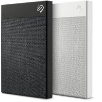 achat Disque dur portable - Disco Rígido Externo Seagate Backup Plus UltraTouch USB 3.0 white 1TB