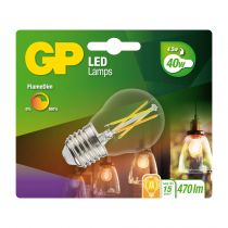 Comprar Lâmpadas LED - GP Lighting LED FlameDim E27 4W (40W) 470 lm        GP 085461 745GPMGL085461CE1