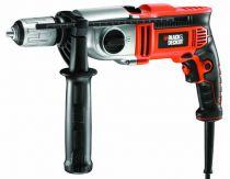 Comprar Taladros percutores - Taladro Black & Decker KR911K-QS Impact Drill KR911K-QS