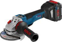 Comprar Amoladoras angular - Amoladora angular Bosch GWS 18V-10 PSC, 125mm inalámbrico Angle Grinde 06019G3F0B