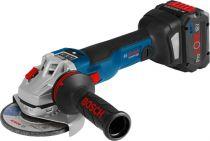 Comprar Amoladoras angular - Amoladora angular Bosch GWS 18V-10 SC, 125mm inalámbrico Angle Grinder 06019G340B