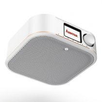 Radio Hama Digitalradio DR350 FM/DAB/DAB+ Blanco