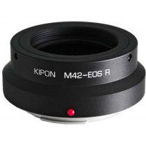 achat Adaptateur - Objectif - Kipon Adaptateur M42 Lens pour Canon EF 22052