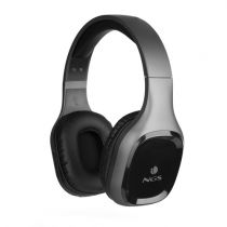 Comprar Cascos Otras Marcas - NGS HeadPhone Compatible With Bluetooth-Hands Free-Line In - Gray ARTICASLOTHGRAY