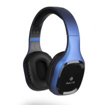 Comprar Cascos Otras Marcas - NGS HeadPhone Compatible With Bluetooth-Hands Free-Line In - Azul ARTICASLOTHBLUE