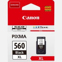 Comprar Cartucho de tinta Canon - Canon CRG PG-560XL - Negro XL Ink Cartridge BL SEC 3712C006