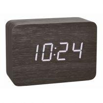 Comprar Reloj Pared - TFA 60.2549.01 Radio despertador Negro 60.2549.01