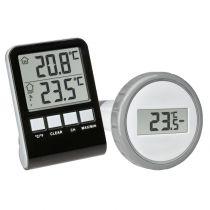 Comprar Termómetros / Barómetros - Estacion meteorológica TFA 30.3067.10 Funk Pool Termómetro 30.3067.10