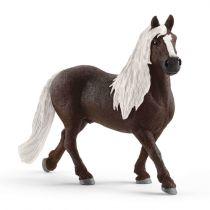 achat Figures Animaux - Schleich Farm World        13897 Noir Forest Stallion 13897