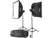 achat Éclairage studio - Godox Kit MS200 2 CABEÇAS Sacoche TRIPES XT16 ACESSÓRIOS MS200DKIT2
