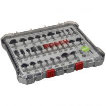 achat Accessoires - Perceuse - Bosch milling set Mixed 30 pi. 2607017475