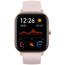 Comprar Fitness tracker / Smart wristband - Smartwatch Amazfit GTS GPS Rosa A1914 pink