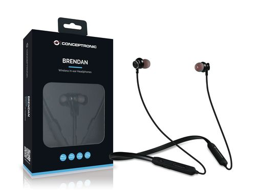 CONCEPTRONIC IN-EAR BRENDAN BLUETOOTH NOISE REDUCTION