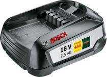 Comprar Baterias Herramientas - Bateria Bosch PBA 18V 2,5 Ah Bateria smart series 1600A005B0
