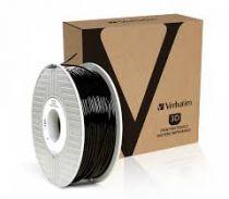 achat Accessoires Imprimante 3D - Verbatim 3D Printer Filament PLA 2,85 mm 1 kg black 55327