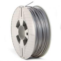 achat Accessoires Imprimante 3D - Verbatim 3D Imprimante Filament PLA 2,85 mm 1 kg Argent/metal grey 55329