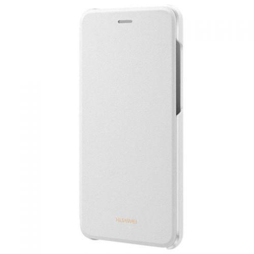 Huawei P8 Lite 2017 Flip Cover Blanco