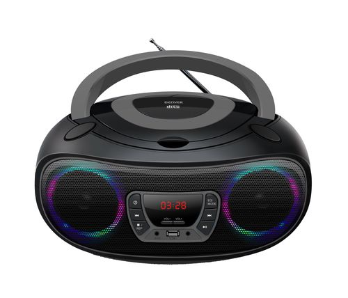 Radio CD Denver TCL-212BT gris