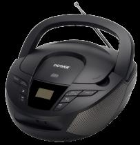 buy Radio Cassette CD Players - Radio CD Denver TC-28 preto